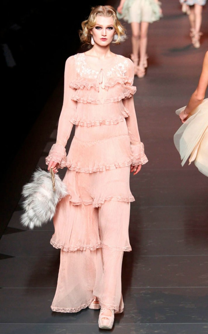 pleated wedding dress inspiration christian dior 1