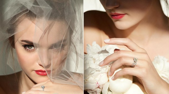 DITR engagement ring unique wedding jewelry
