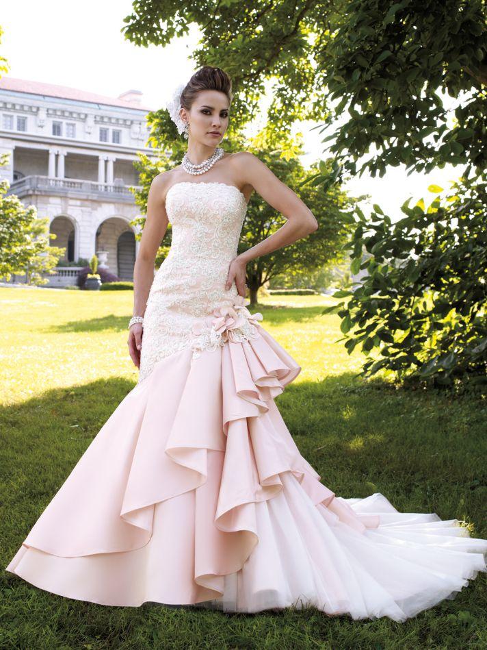 2012 wedding dress david tutera for mon cheri bridal gowns 112200