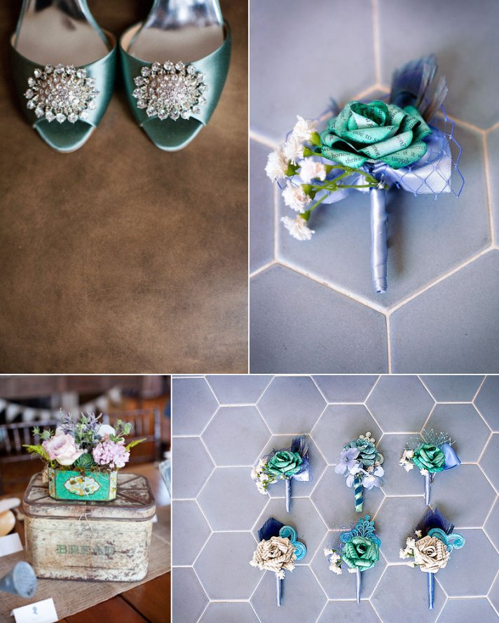 mint green wedding shoes peep toes grooms bout