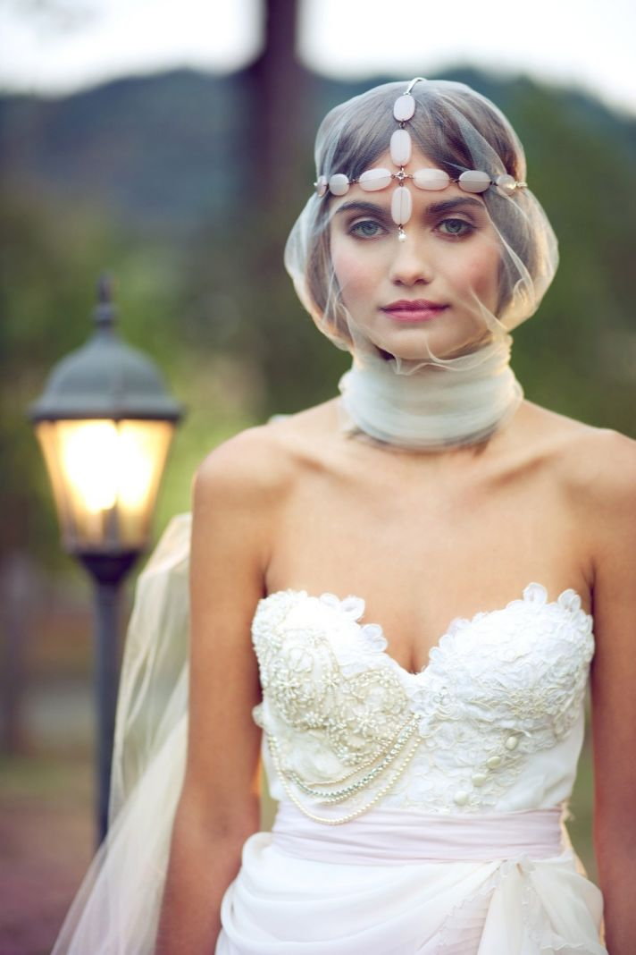 spring 2012 wedding dress trends from indie designers claire lafaye