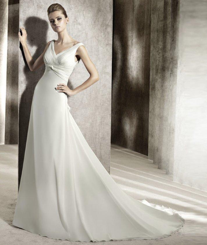 2012 wedding dress pronovias you collection affordable bridal gowns Jaguar