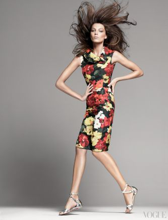 printed bridesmaid dress 2012 bridal party gowns floral print