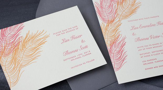 Save 50 on Your Wedding Invitations March 28th 2012 by Azure