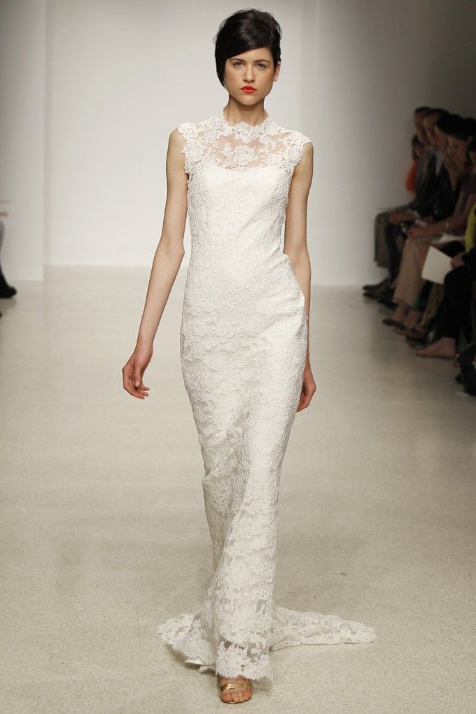 wedding dress by Amsale Spring 2013 bridal gowns 12