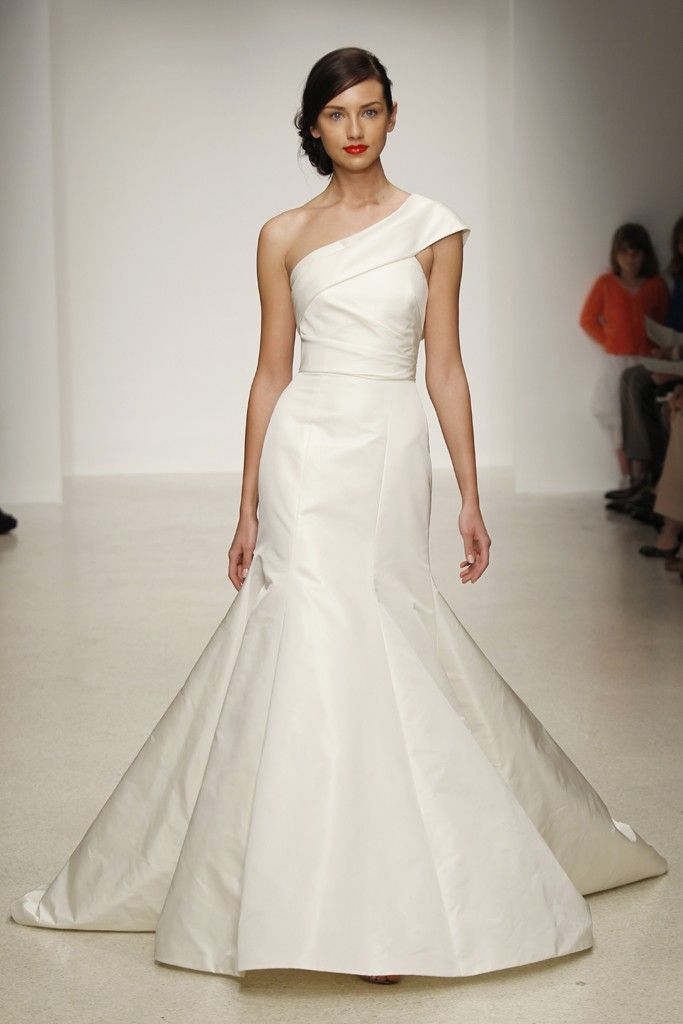 wedding dress by Amsale Spring 2013 bridal gowns 3