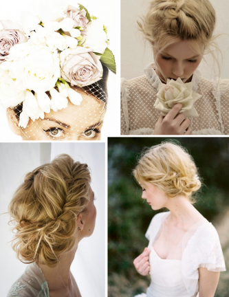 5 DIY Hairstyles Perfect for PreWedding Parties April 26th 2012 by Azure