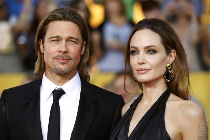 brangelina engagement
