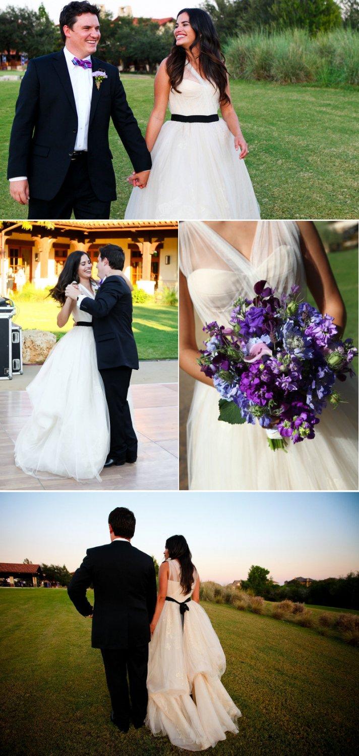 bride groom wedding ceremony vows laughing