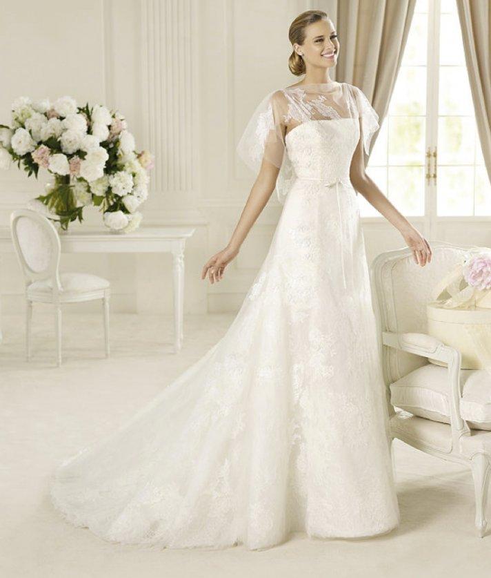 spring 2013 wedding dress manuel mota bridal gowns Gambo
