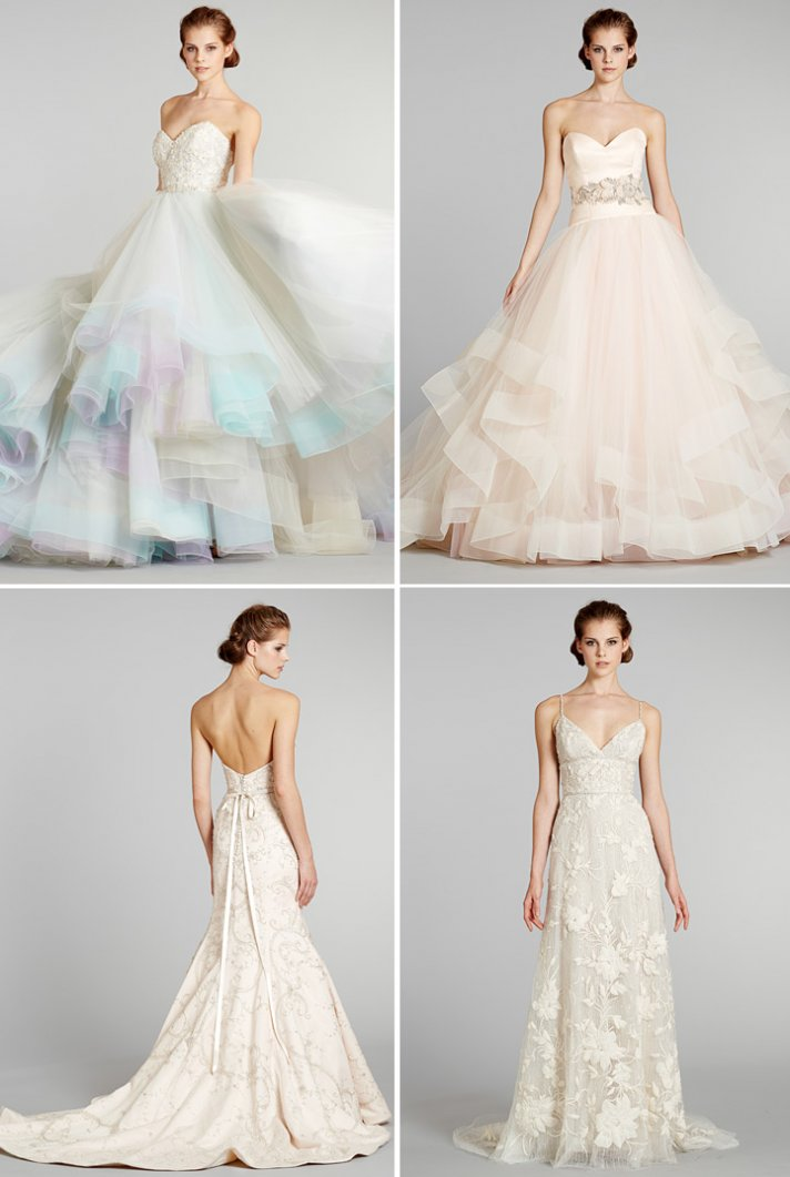 wedding dresses fall 2012 Lazaro bridal gowns 2