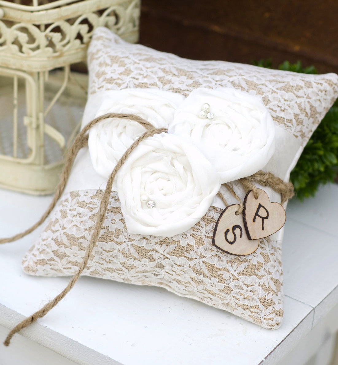 45 best images about wedding ring pillow on pinterest ring bearer pillows rustic wedding rings and wedding ring - Wedding Ring Bearer