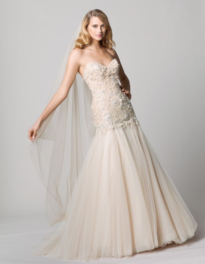 Easy on the Budget, Easy on the Eyes: WTOO Wedding Dresses by Watters