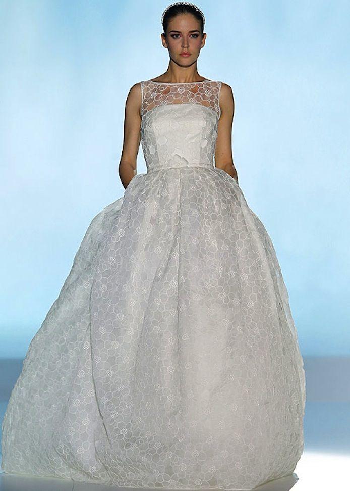 wedding dress by Rosa Clara 2013 bridal gowns 6