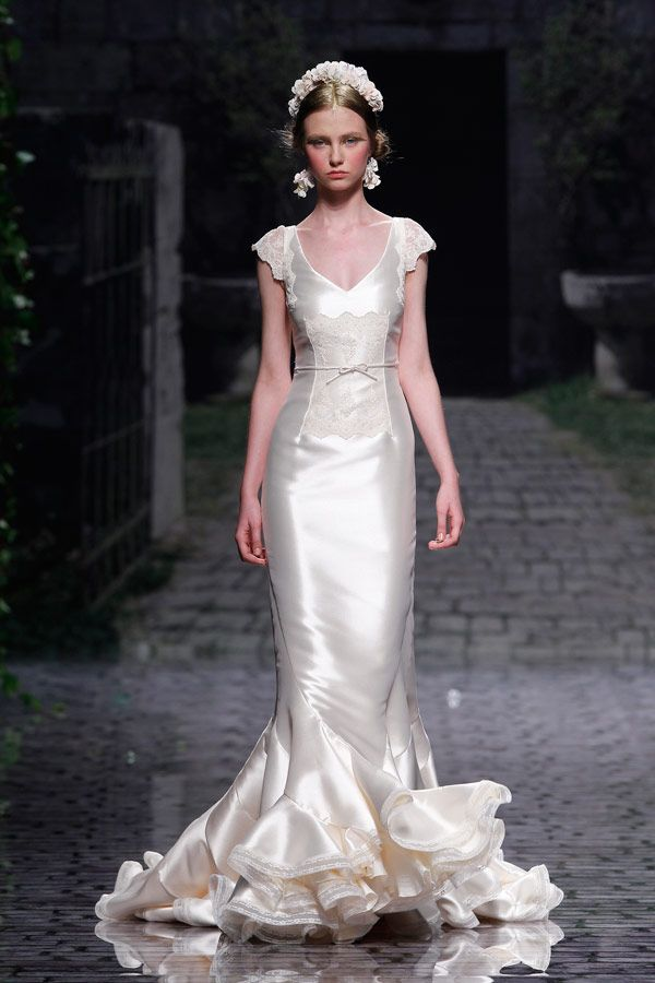 victorio lucchino wedding dress 2013 bridal gowns 1
