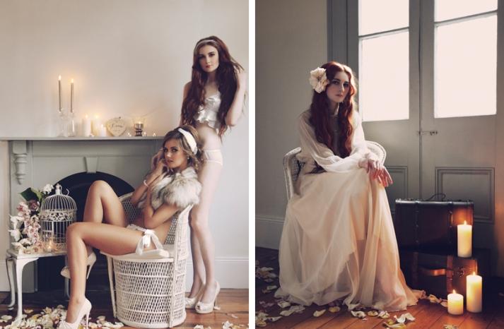 wedding hairstyles for long hair brides bridal boudoir