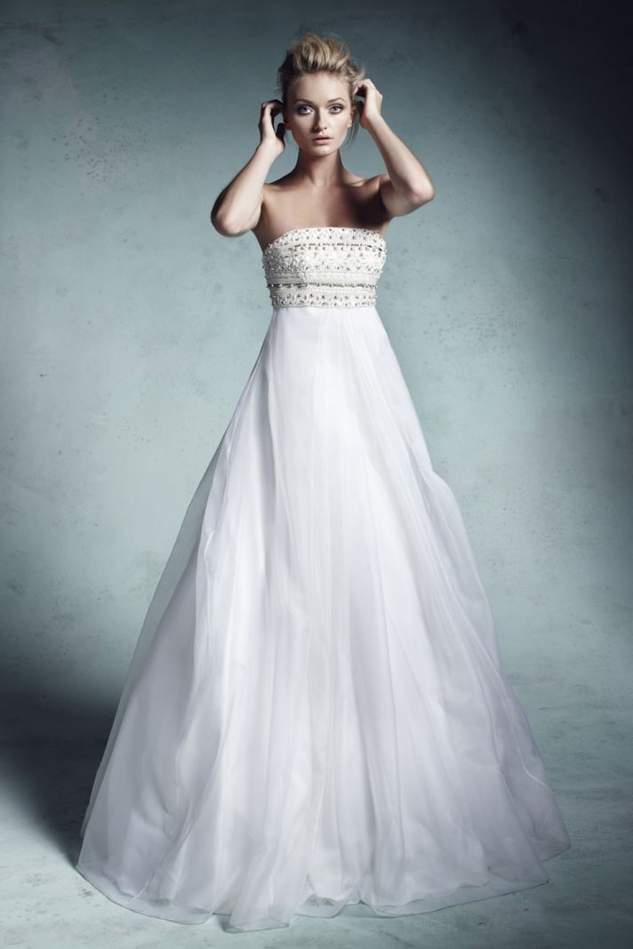 wedding dress by Collette Dinnigan 2013 bridal gowns 3