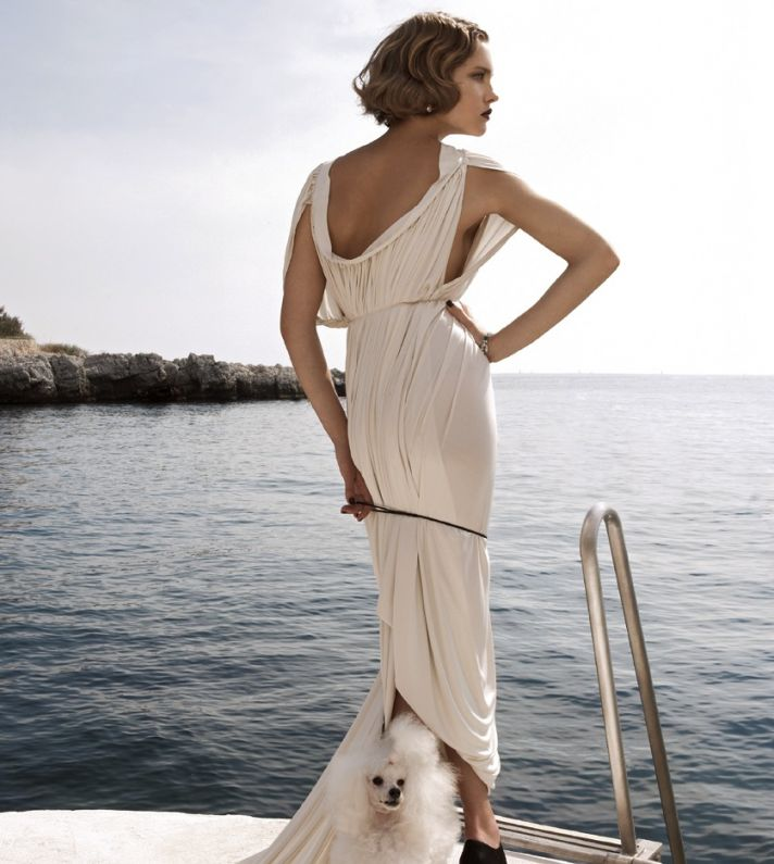 vogue wedding style guide summer 2012 Beach wedding