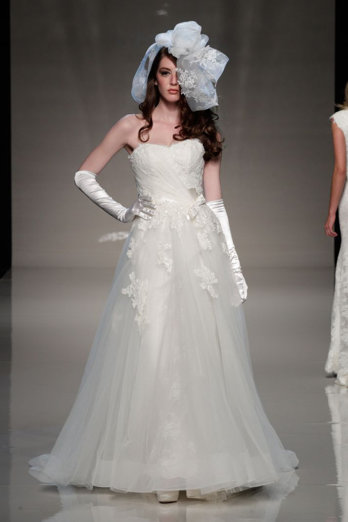 london 2013 wedding dress international bridal gowns 5