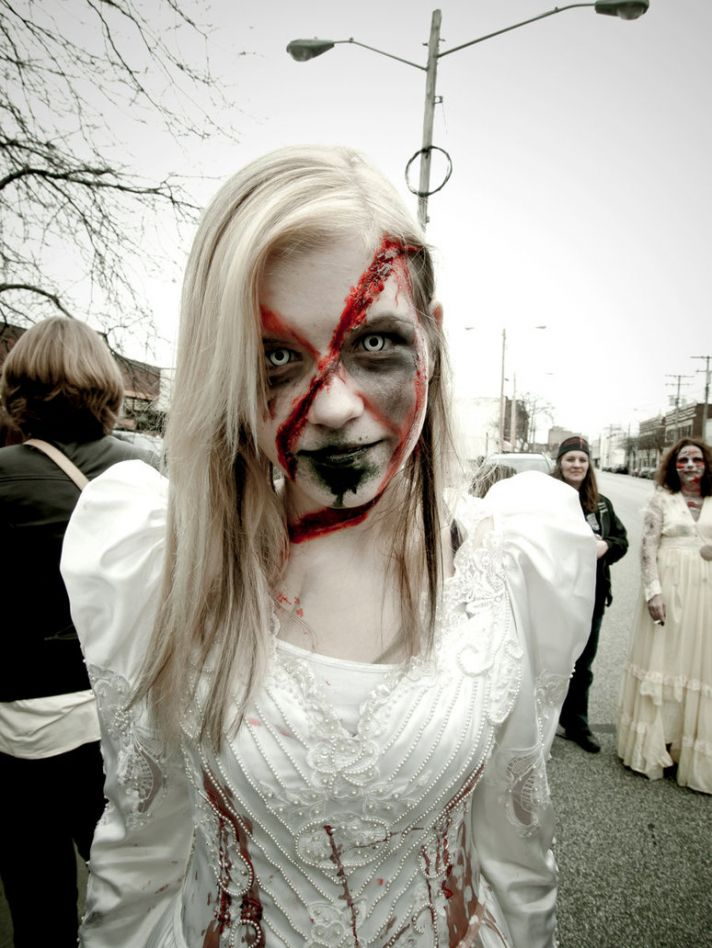 zombie bride crazy wedding planning stories