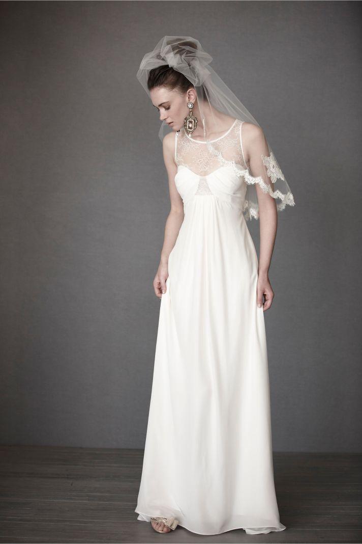 2013 wedding dress BHLDN bridal gowns 1