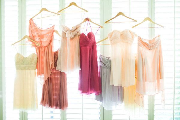 well dressed for bridesmaid wedding fashion guide 3