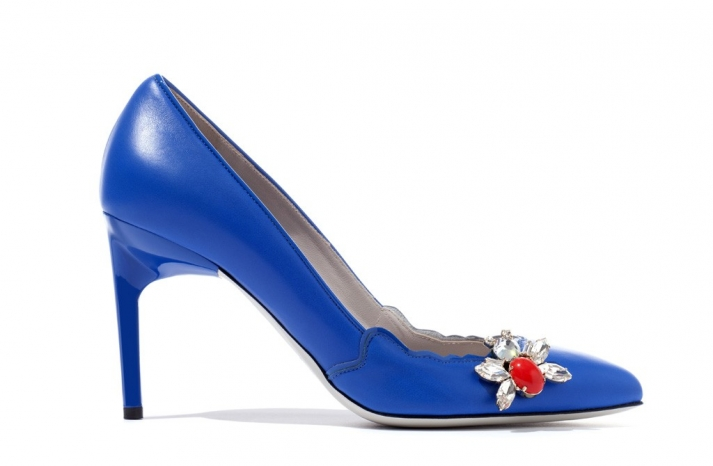 jason wu wedding shoes something blue