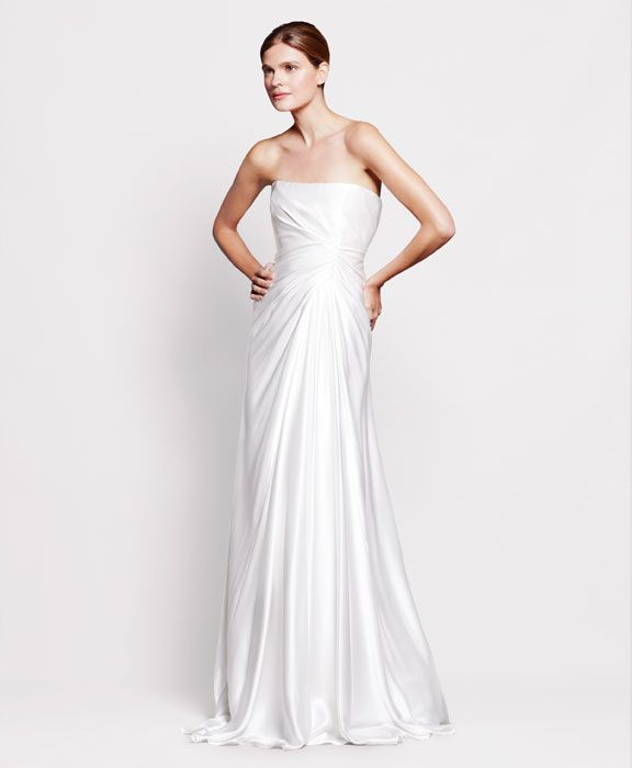 2013 wedding dress Reem Acra for Nordstrom bridal gowns 6