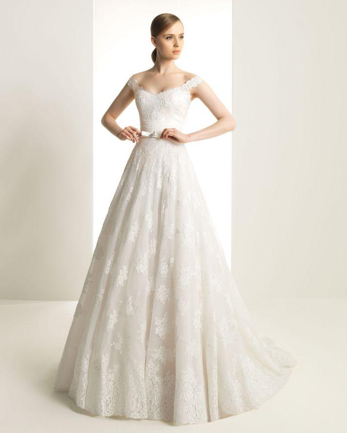 2013 wedding dress Zuhair Murad for Rosa Clara bridal gowns 109 Kiev