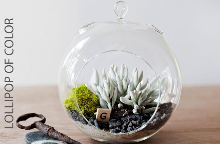 simple wedding centerpieces for a handcrafted wedding succulent scrabble terrarium