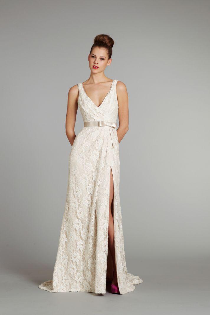 2012 wedding dresses bridal gown Blush collection for JLM couture Saffron