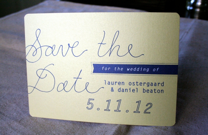 wedding color inspiration navy blue bridal wedding finds vintage save the date cursive