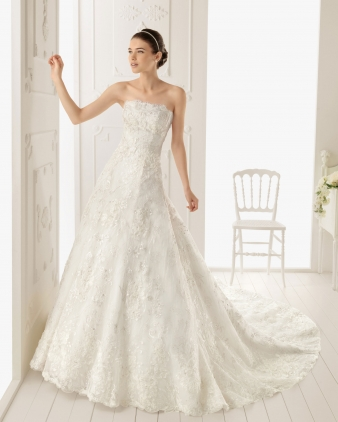 Aire Barcelona Designer Wedding Dresses