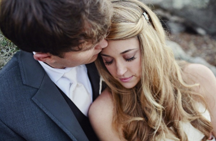 Wedding Hairstyle All Down : All down wedding hairstyles to adore onewed