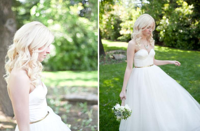 Свадебные прически 2013 года фото