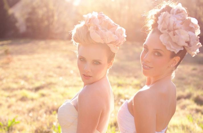 romantic wedding hair makeup inspiration 5