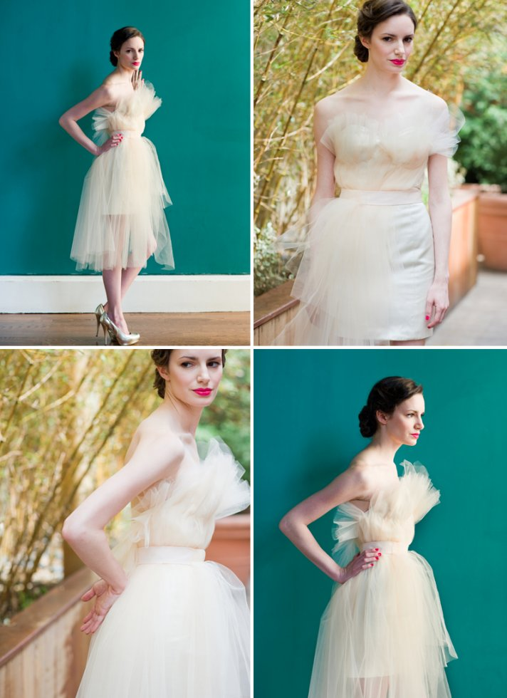 2013 wedding dresses Carol Hannah of Project Runway romantic bridal gowns 6