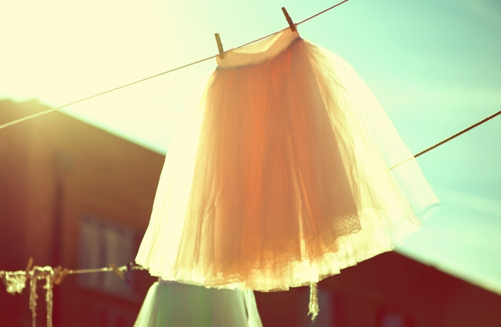 peach wedding pretties tulle skirt for bridesmaids