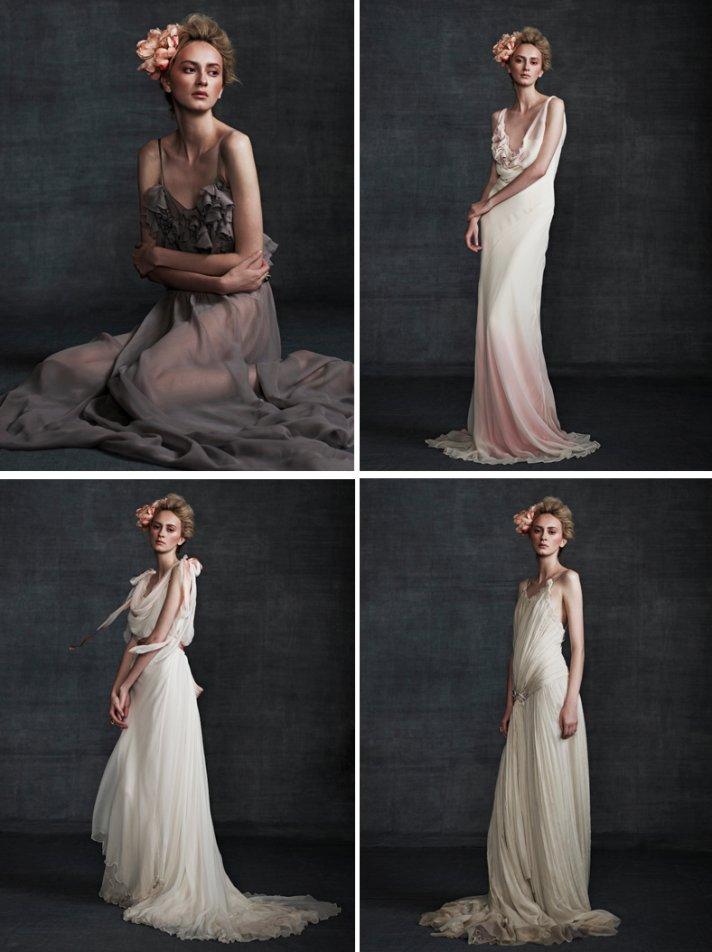 elegant wedding gowns Samuele Couture 2013 wedding dress 3