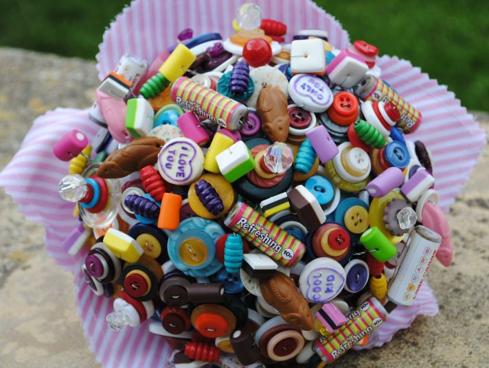 sugary sweet wedding decor edible handmade weddings edible bouquet