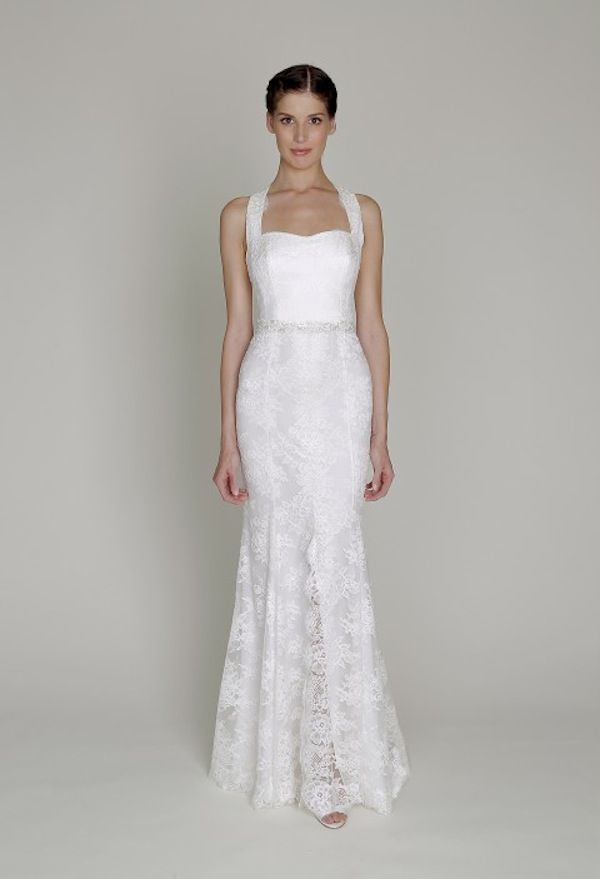 38844328ce17 15 Beautiful, Budget-Friendly 2013 Bridal Gowns by Monique Lhuillier