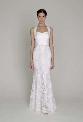 15 beautiful budget friendly 2013 bridal gowns by monique for Monique lhuillier wedding dress price