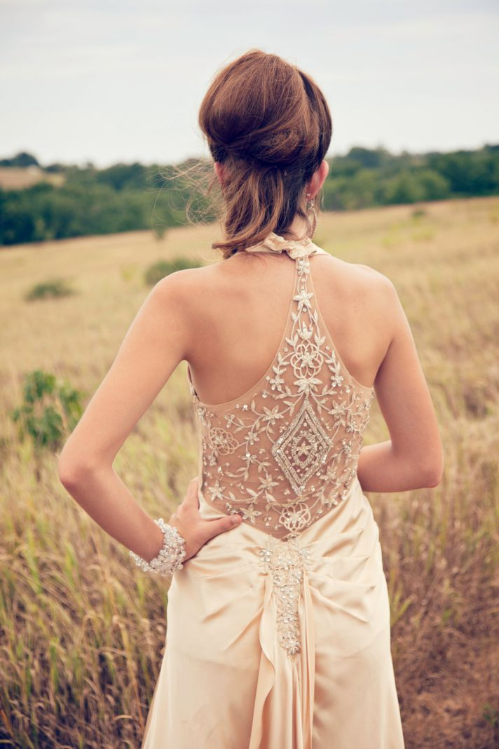 Etsy Vintage Wedding Dress 1 Trend vintage wedding dress bridal