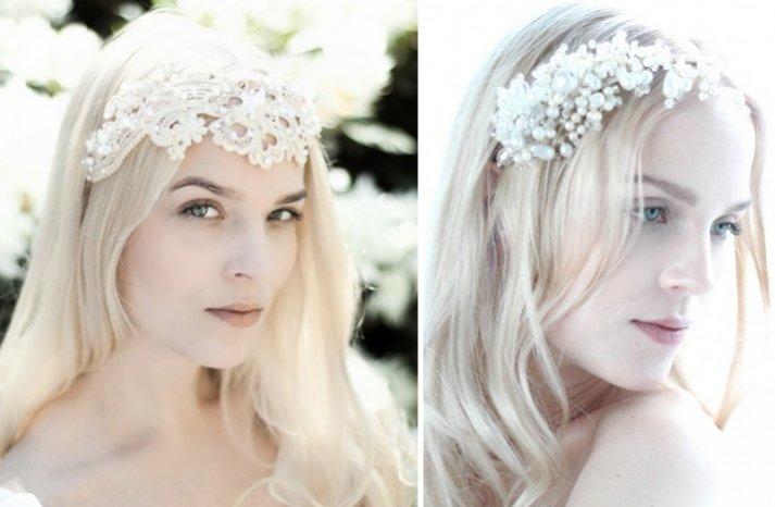 beautiful bridal hair accessories Parant Parant wedding headband 8
