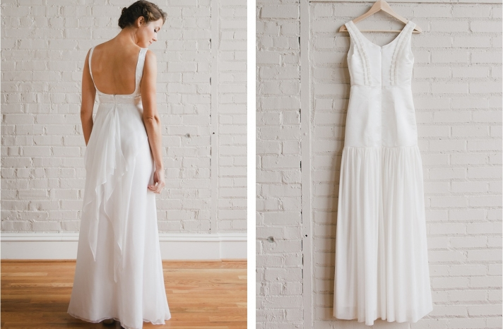 simple wedding dresses understated bridal gown 2