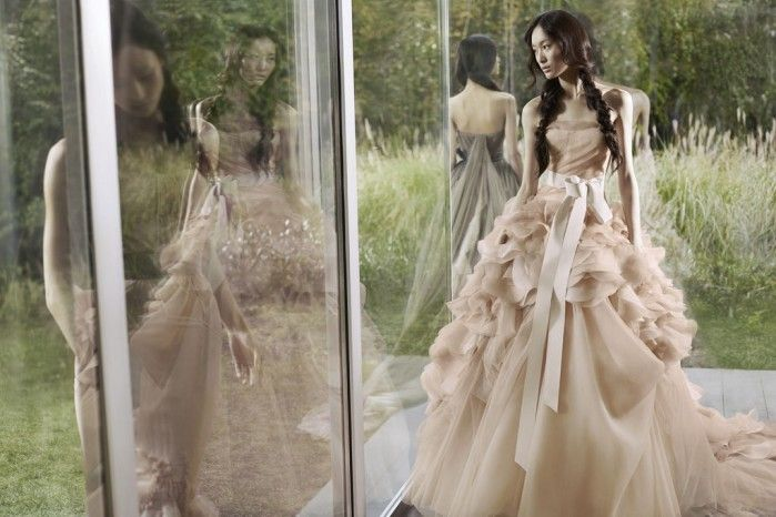 Beige Wedding Dresses: She Said What?! Boutiques Behaving Badly
