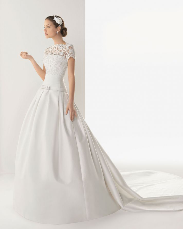 10 Incredibly Gorgeous Transforming Wedding Dresses from 2013 Bridal ...