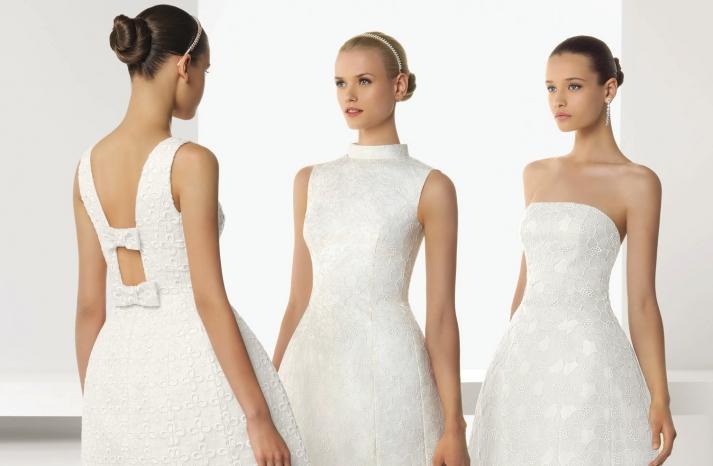 2013 wedding dresses beautiful statement backs by Rosa Clara LWD