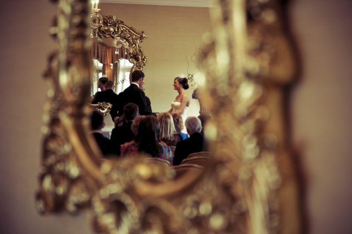 country club wedding in georgia bride groom vows