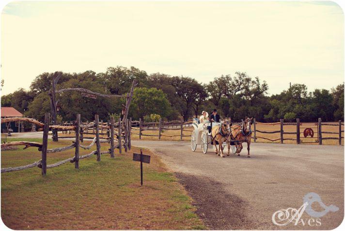 rustic ranch wedding ideas bride groom grand entrance